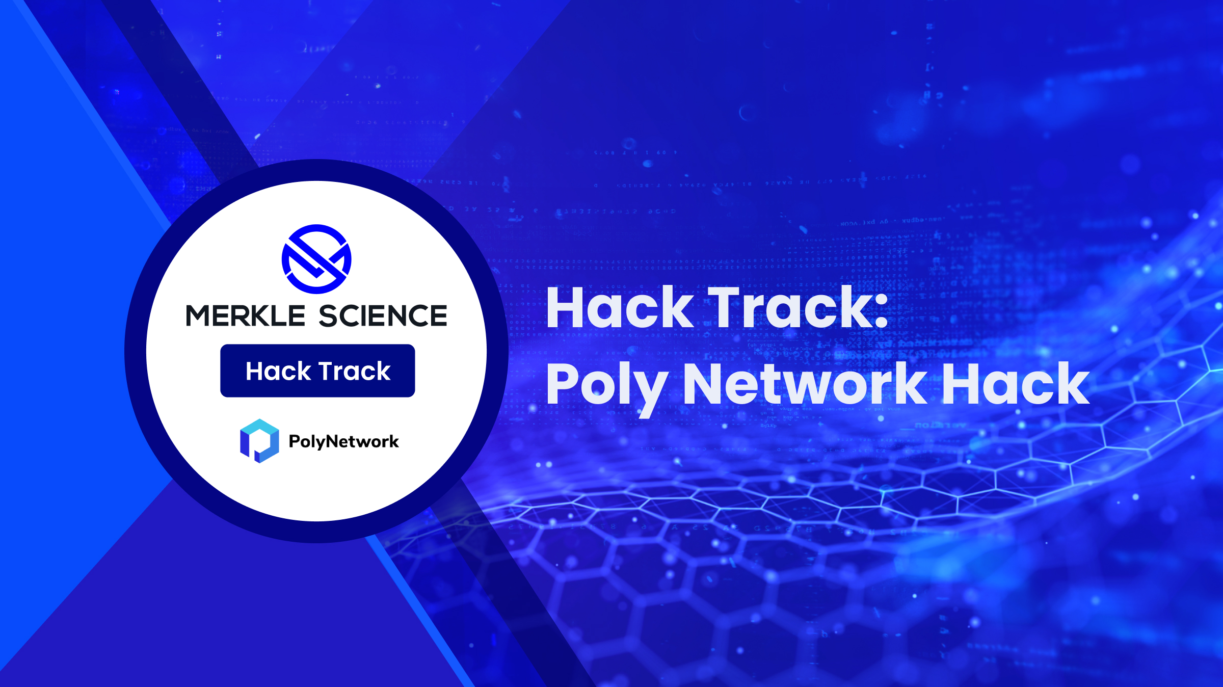 Poly Network Hack Track