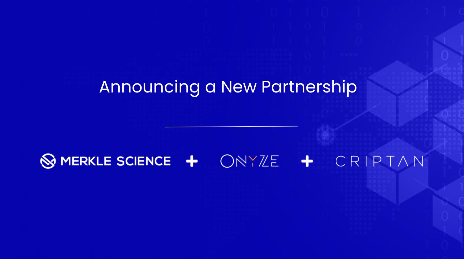 Merkle Science partnerships